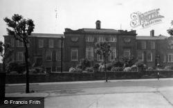 The Boys' Grammar School c.1955, Barnsley