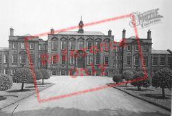 The Girls' High School c.1950, Barnsley