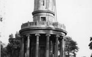Barnsley, The Tower c.1955
