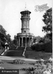 The Tower c.1955, Barnsley