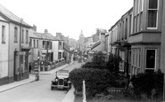 Barnstaple, Bear Street and Post Office c1940