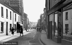 Barnstaple, Bear Street c.1955