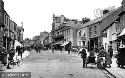Barnstaple, Boutport Street 1919
