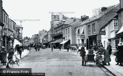 Boutport Street 1919, Barnstaple