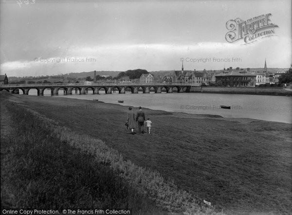 Barnstaple, Bridge 1929