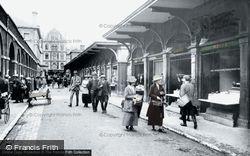 Butchers Row 1919, Barnstaple