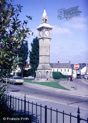 Clock Tower 1988, Barnstaple