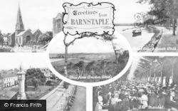 Barnstaple, Composite