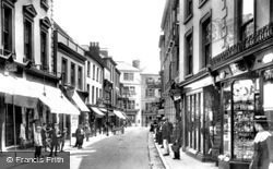 High Street 1903, Barnstaple
