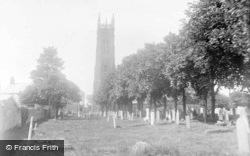Holy Trinity Church c.1890, Barnstaple