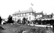 Barnstaple, Imperial Hotel 1900