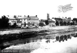 Barnstaple, Imperial Hotel 1903