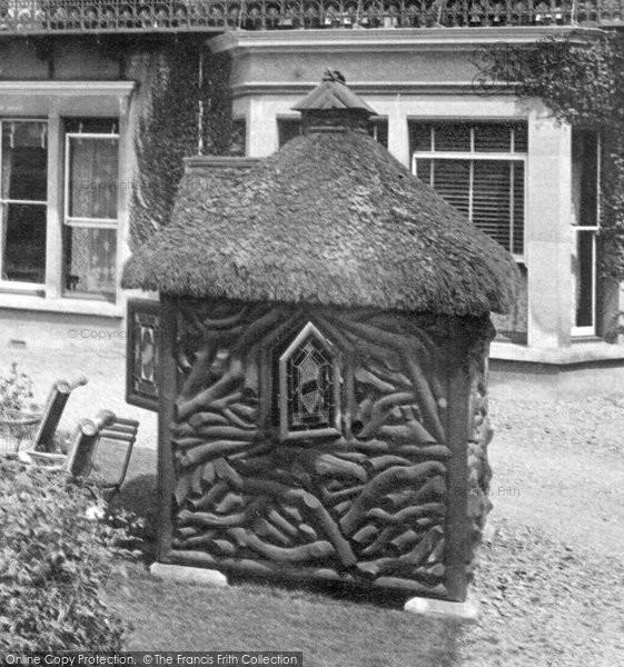 Barnstaple, Imperial Hotel, Wooden Hut 1912