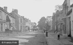 Barnstaple, Newport Road 1900