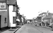 Barnstaple, Newport Road c.1960