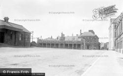 Queen Anne's Walk And Masonic Hall c.1890, Barnstaple