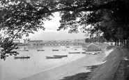 Barnstaple, River Taw And Bridge 1935