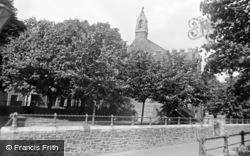 St Anne's Chapel c.1890, Barnstaple