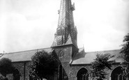 Barnstaple, St Peter's Church 1929