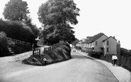 Barnstaple, Sticklepath, Showing Old Bideford Roads 1913