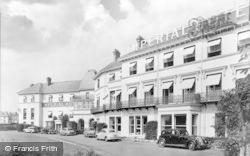 Barnstaple, The Imperial Hotel c.1965