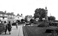 Barnstaple, The Square 1929