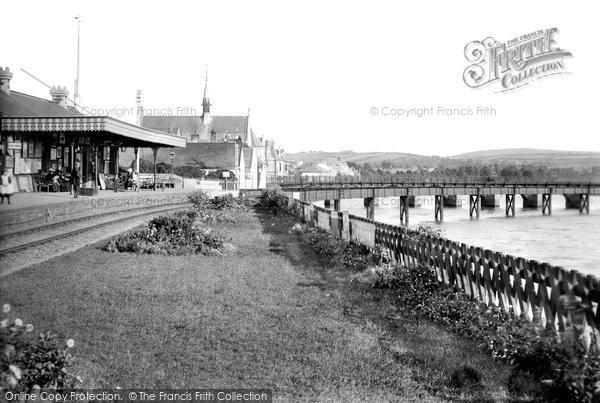 Barnstaple, The Station 1894