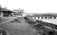 Barnstaple, The Station 1894