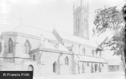 Barnstaple, Trinity Church 1890