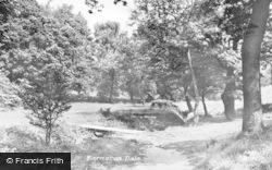 Barnston, Barnston Dale c.1955