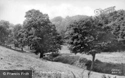 Barnston Dale c.1955, Barnston