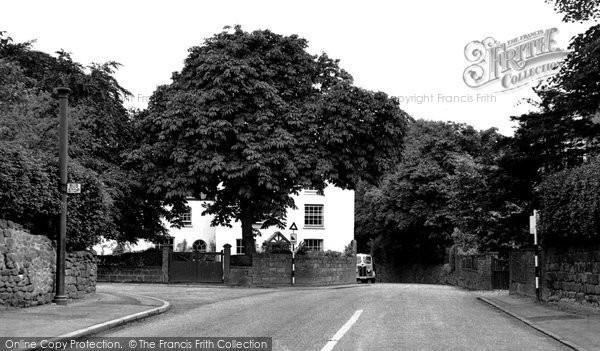 Barnston, Beech Farm c.1955