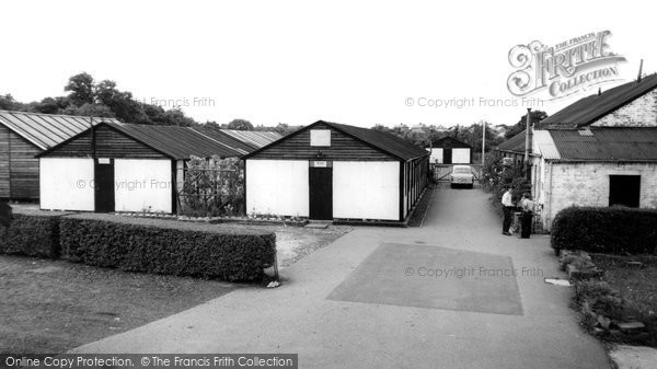 Photo of Barnston, Dale Camp c1960, ref. b441028