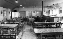 Barnston, Dale Camp, Dining Room c.1960