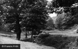 Barnston, The Dale c.1955