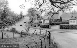 Barnt Green, Bittell Lane c.1965