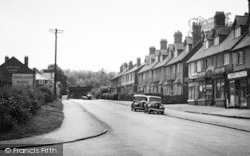Barnt Green, Hewell Road c.1955