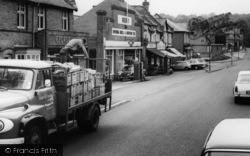 Barnt Green, Hewell Road c.1965
