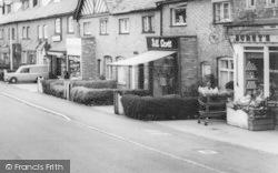 Barnt Green, Hewell Road, Shops c.1965