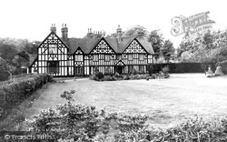 Barnt Green, House Hotel And Country Club c.1965