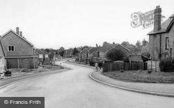 Barnt Green, Orchard Croft c.1965