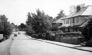 Barnt Green, Sandhills Road c.1955