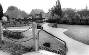 Barnt Green, The Green c.1965