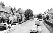 Barnt Green, The Village c.1960