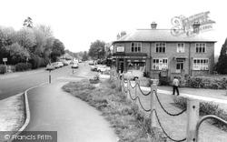 Barnt Green, The Village c.1965