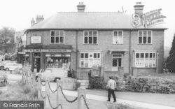 Barnt Green, The Village Ironmonger c.1965
