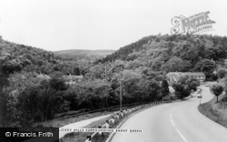 Barnt Green, View Of Lickey Hills c.1965