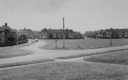 Barnton, Grange Road c1960