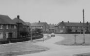 Barnton, Grange Road c.1960