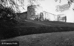 Barnwell, Castle c.1950